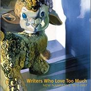 Book cover, Writers Who Love Too Much