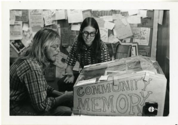 Hippie Modernism Forum Counterculture Cyberculture Bampfa