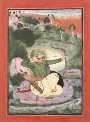 Surajamala-ji, Son of Rao Nirandasa