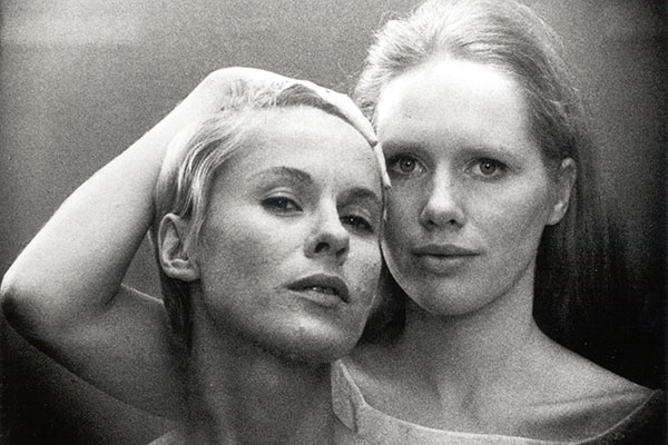 Still from Ingmar Bergman's Persona
