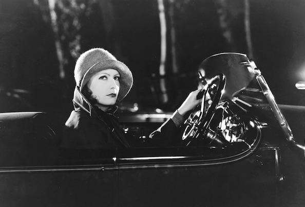 Greta Garbo in A Woman of Affairs