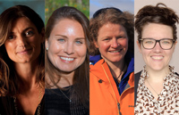 Panelists - composite image