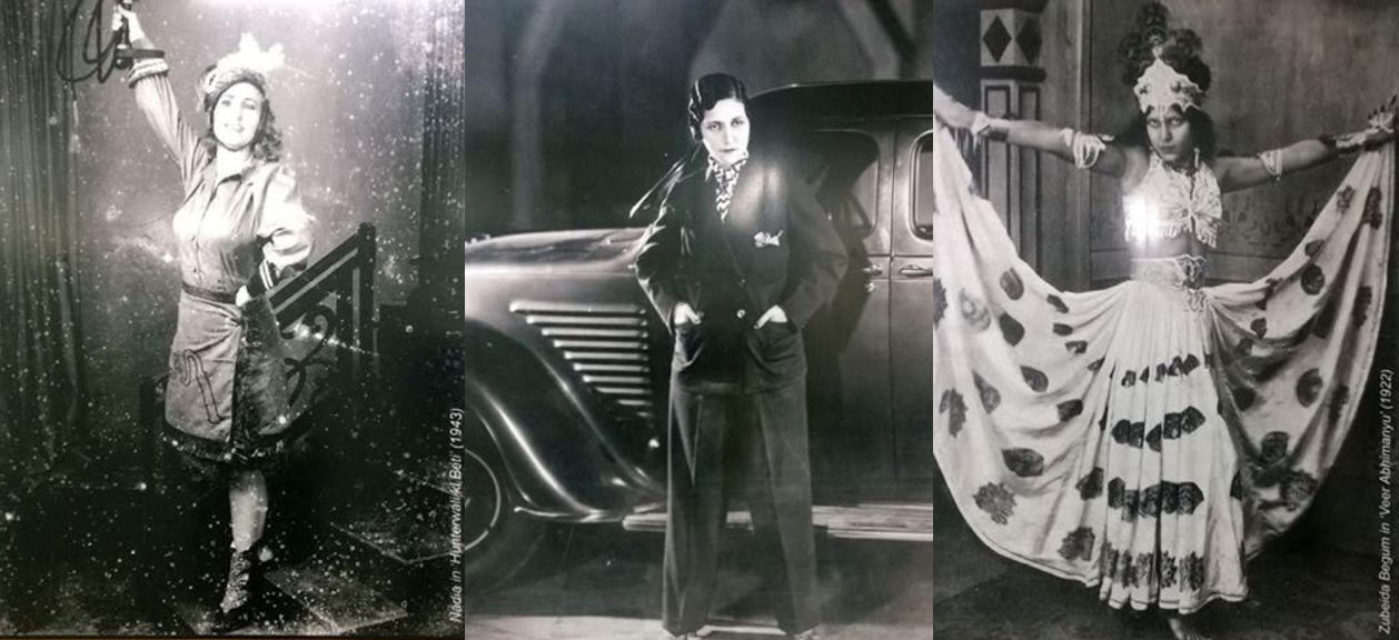 vintage Indian movie posters