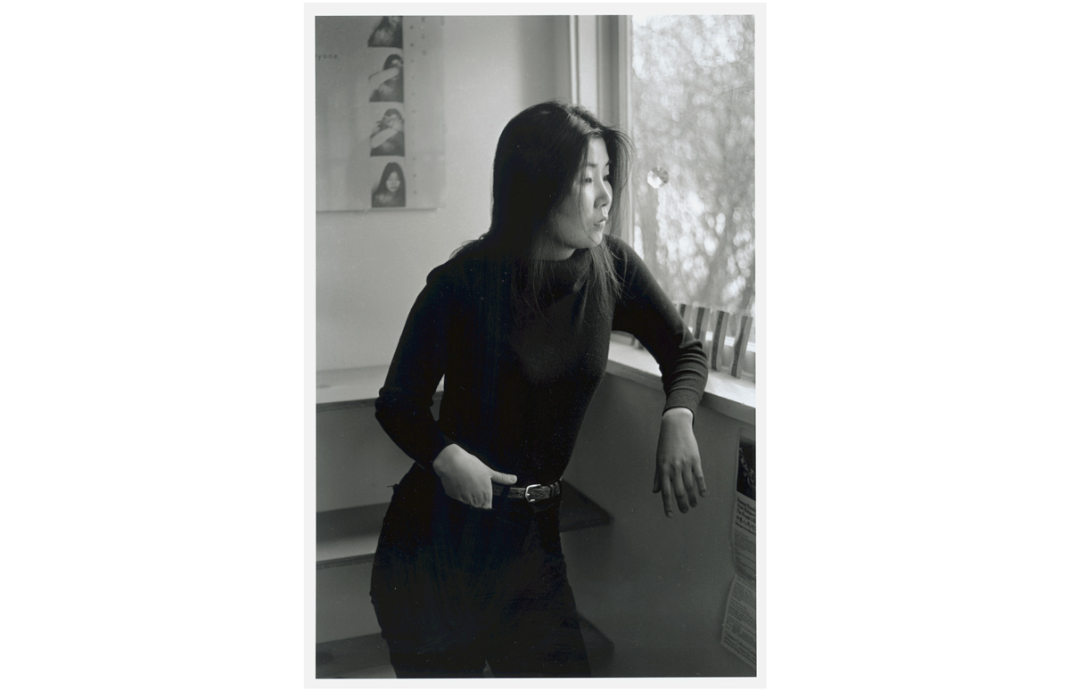 portrait of Therea Hak Kyung Cha