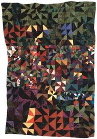 Quilt by Rosie Lee Tompkins
