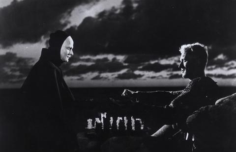 Ingmar Bergman's The Seventh Seal (1957) will be the first film screened at  BAMPFA's Barbro Osher Theater, on February 3, 2016.
