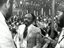 still from World's Largest TV Studio featuring Willie Brown