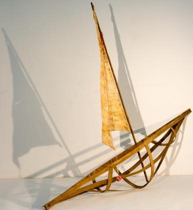 Ann Schnake, Lost Boat, 2015
