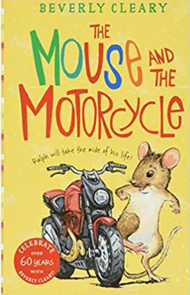 cover of book: The mouse and the motorcycle
