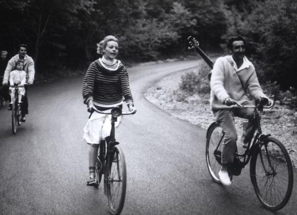 fran ois truffaut rides in on the If you're a film fan, chances are you're an alfred hitchcock fan and if you're an  alfred hitchcock fan, today just might be christmas film detail.